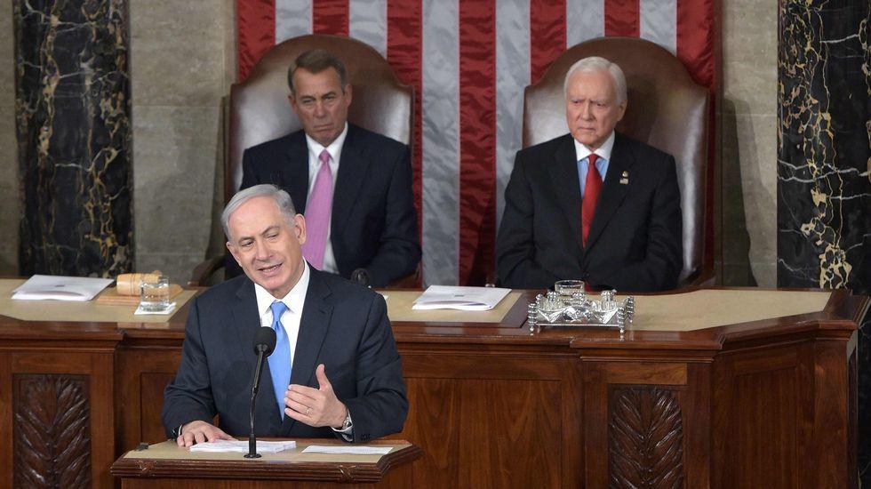 Jornada electoral en Israel.El secretario de Estado estadounidense John Kerry en Suiza, donde se celebran las negociaciones del programa nuclear iraní.
