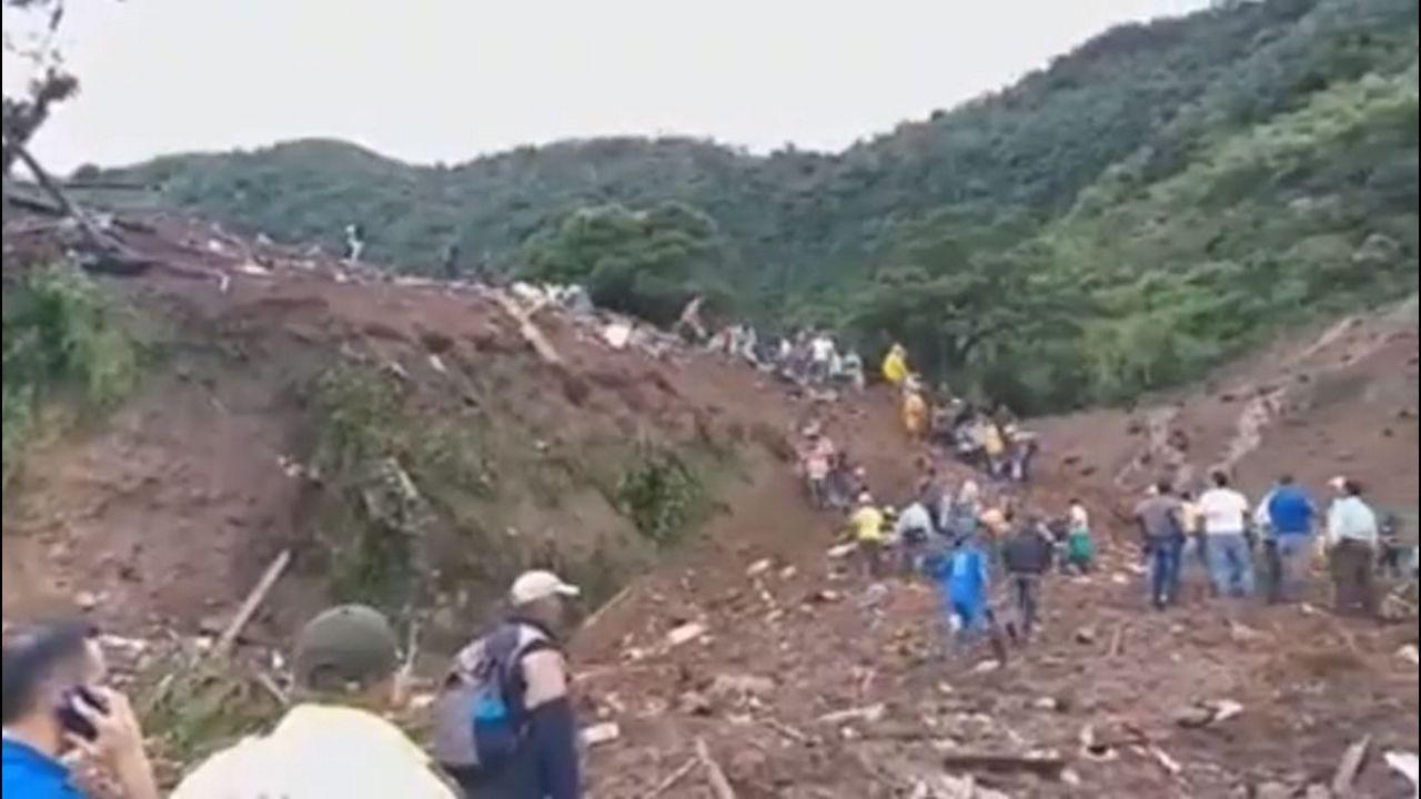 El helicóptero sufrió el accidente en la ciudad de Maracaibo