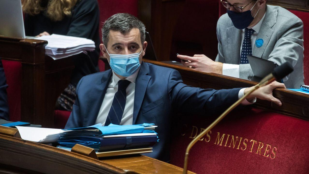 Sánchez, sobre Yolanda Díaz: «Tengo la mejor de las opiniones sobre ella, cuenta con todo mi apoyo».Gérald Darmanin, ministro de Interior francés