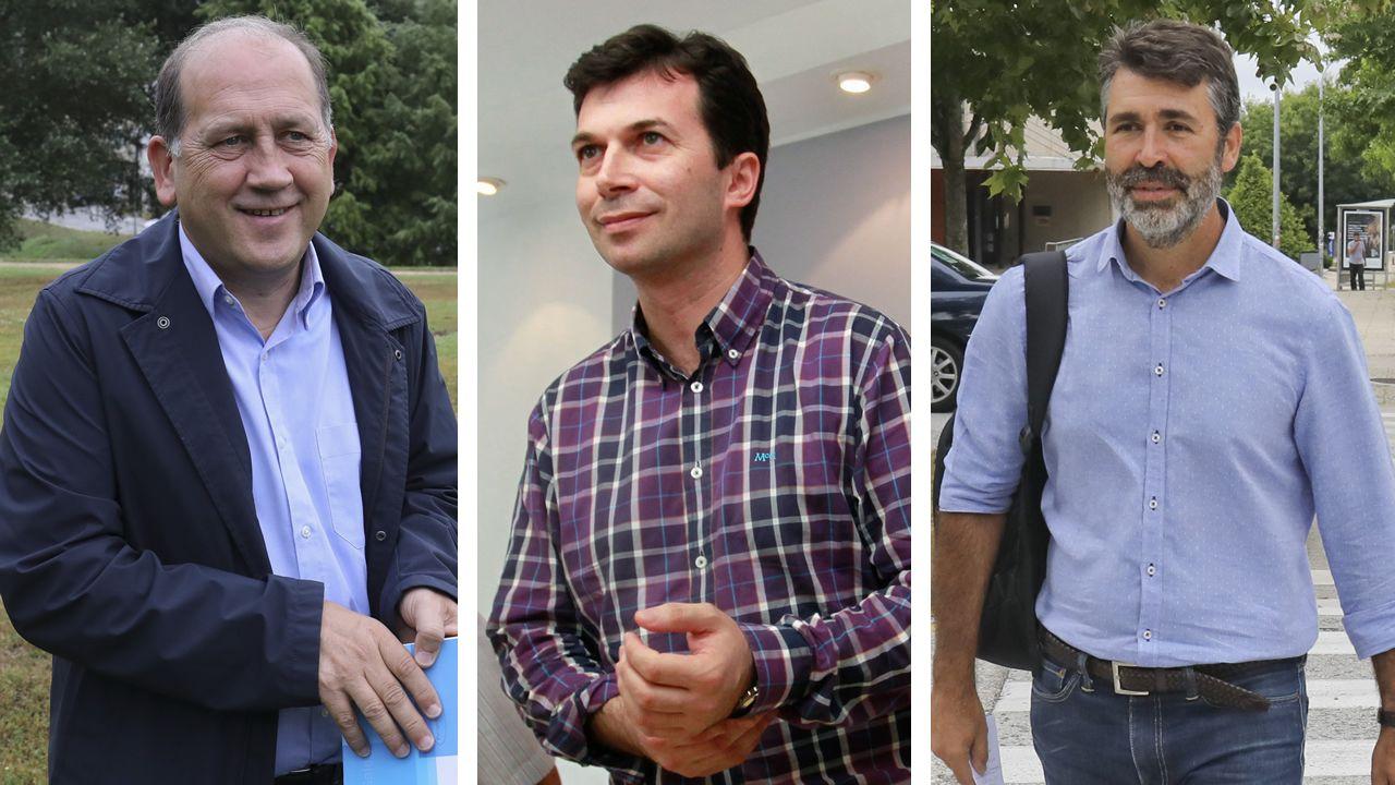 VÍDEO | Coristanco tiene nuevo regidor, Abraham Gerpe