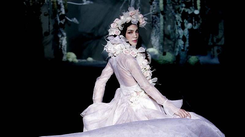 Roberto Verino inaugura la Semana de la Moda