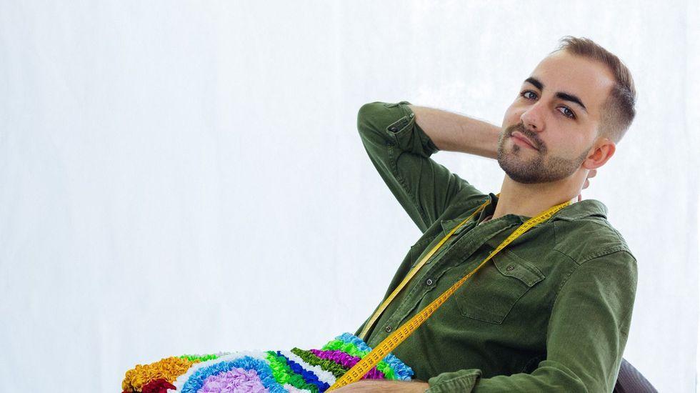 Polos miradoiros da provincia de Ourense.El diseñador Jorge Álvarez representa a Galicia en los premios nacionales de la moda para jóvenes diseñadores