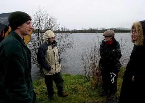 Las Brañas de Xestoso despiertan interés entre los colectivos ecologistas.