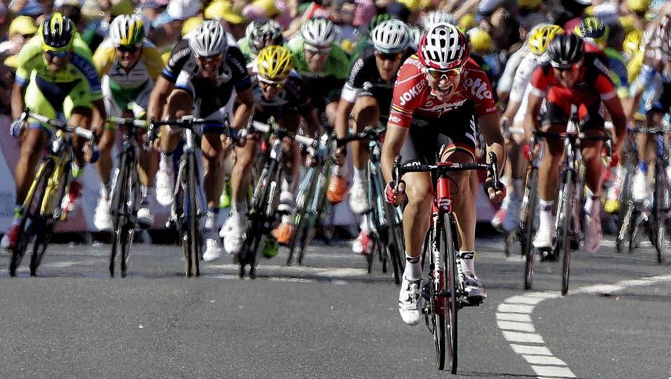 La Vuelta a España recorre la comarca