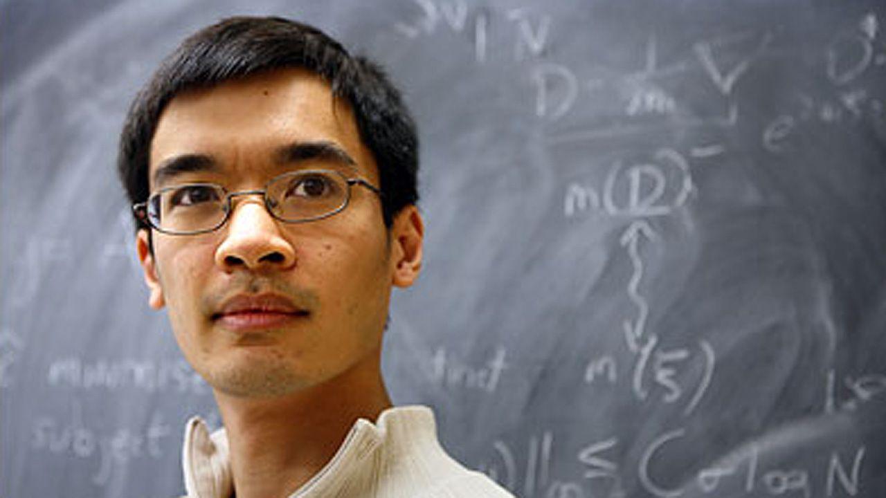 Terence Tao, matemático y ganador del Premio Princesa de Investigación 2020