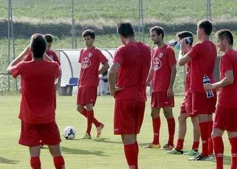 El Lugo eligió el año pasado el mismo día para iniciar su pretemporada en el campo de A Campiña, el 16 de julio.