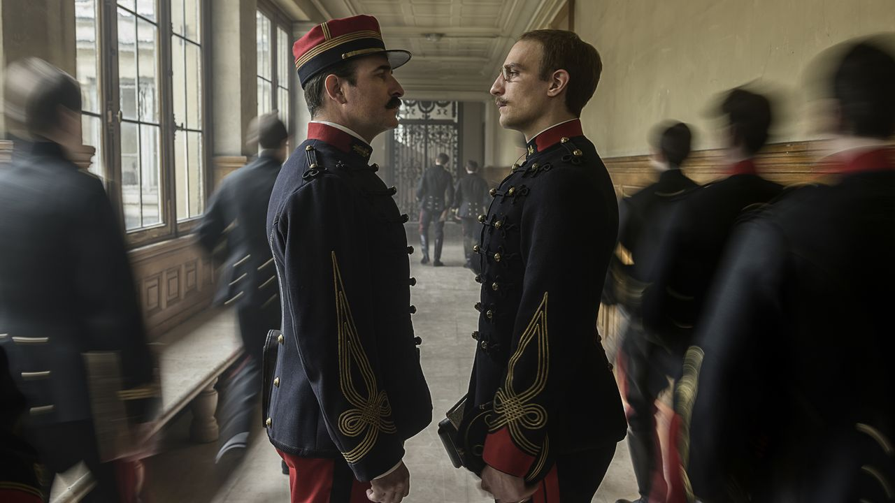 Fotograma del último filme del cineasta polaco-francés Roman Polanski, «El oficial y el espía»