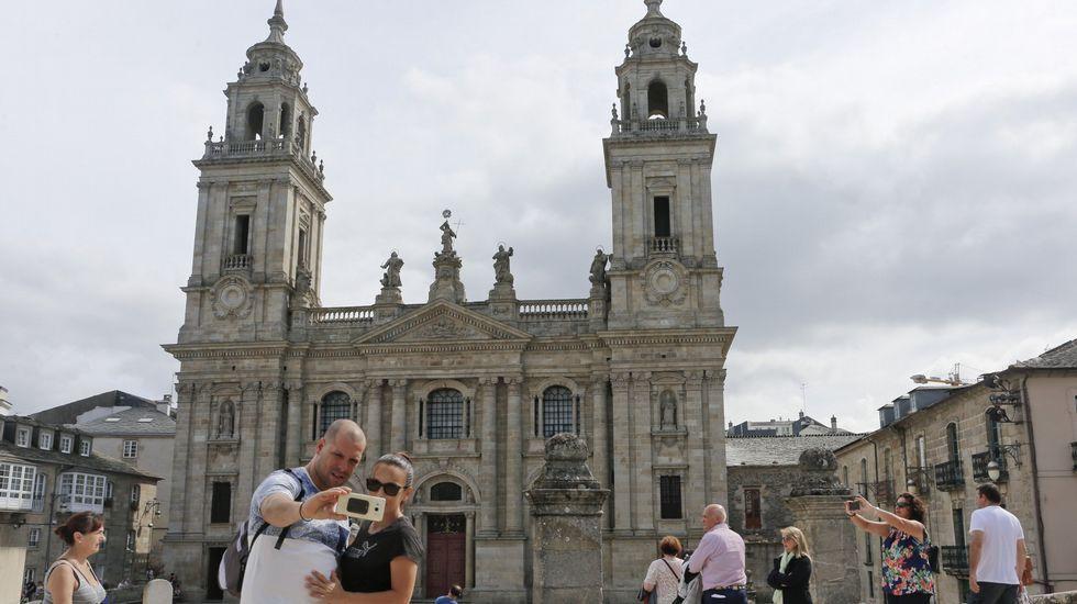 Lugar donde fue apuñalada la mujer de Granada