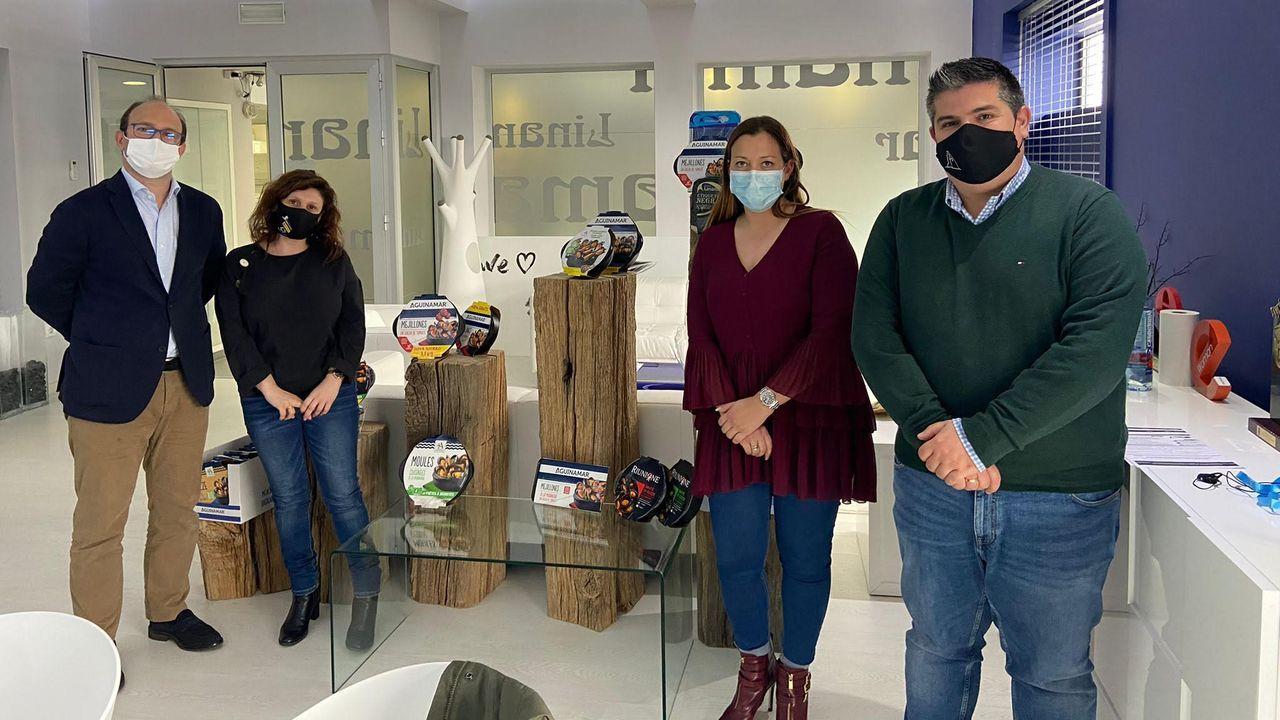 Así capean la pandemia las conservas gallegas de productos del mar