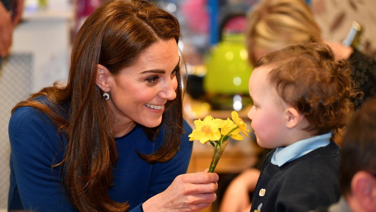 Las contadas fotos del príncipe Louis de Inglaterra