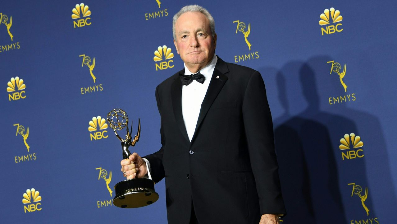 Emmy 2018: Lorne Michaels