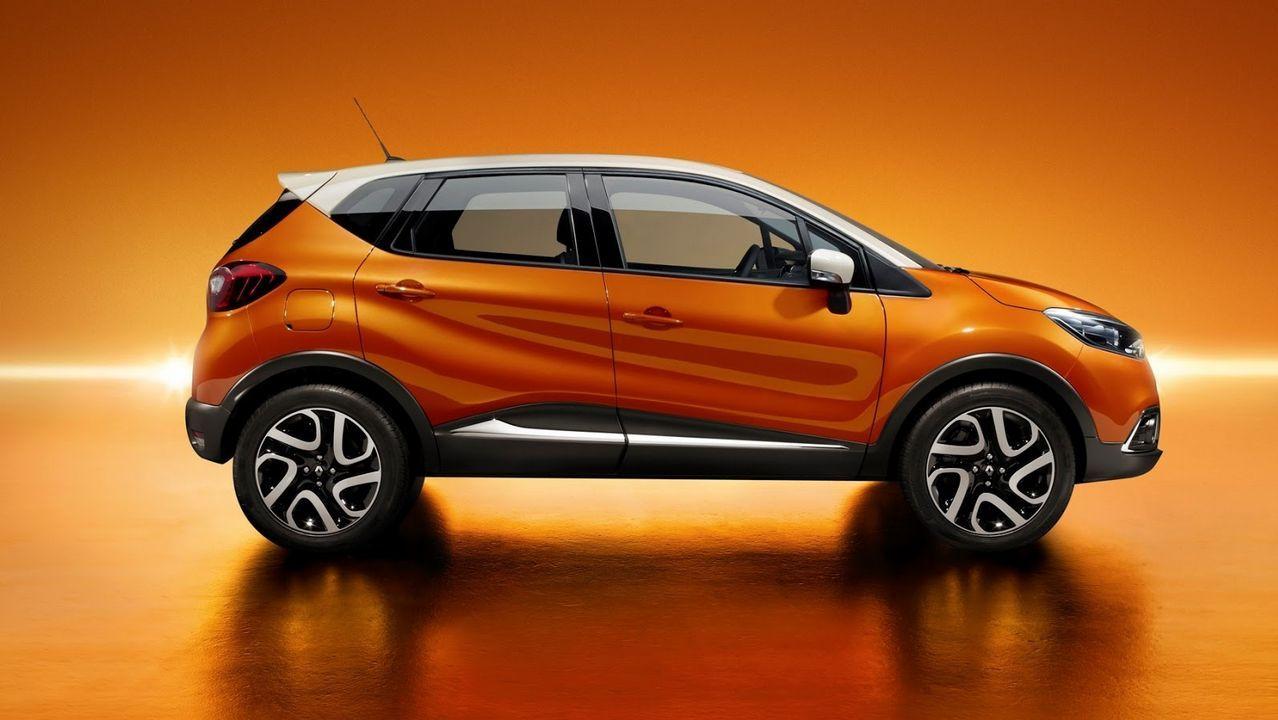 El Captur, SUV urbano de Renault, sale de la línea de producción de Valladolid y es un éxito de ventas