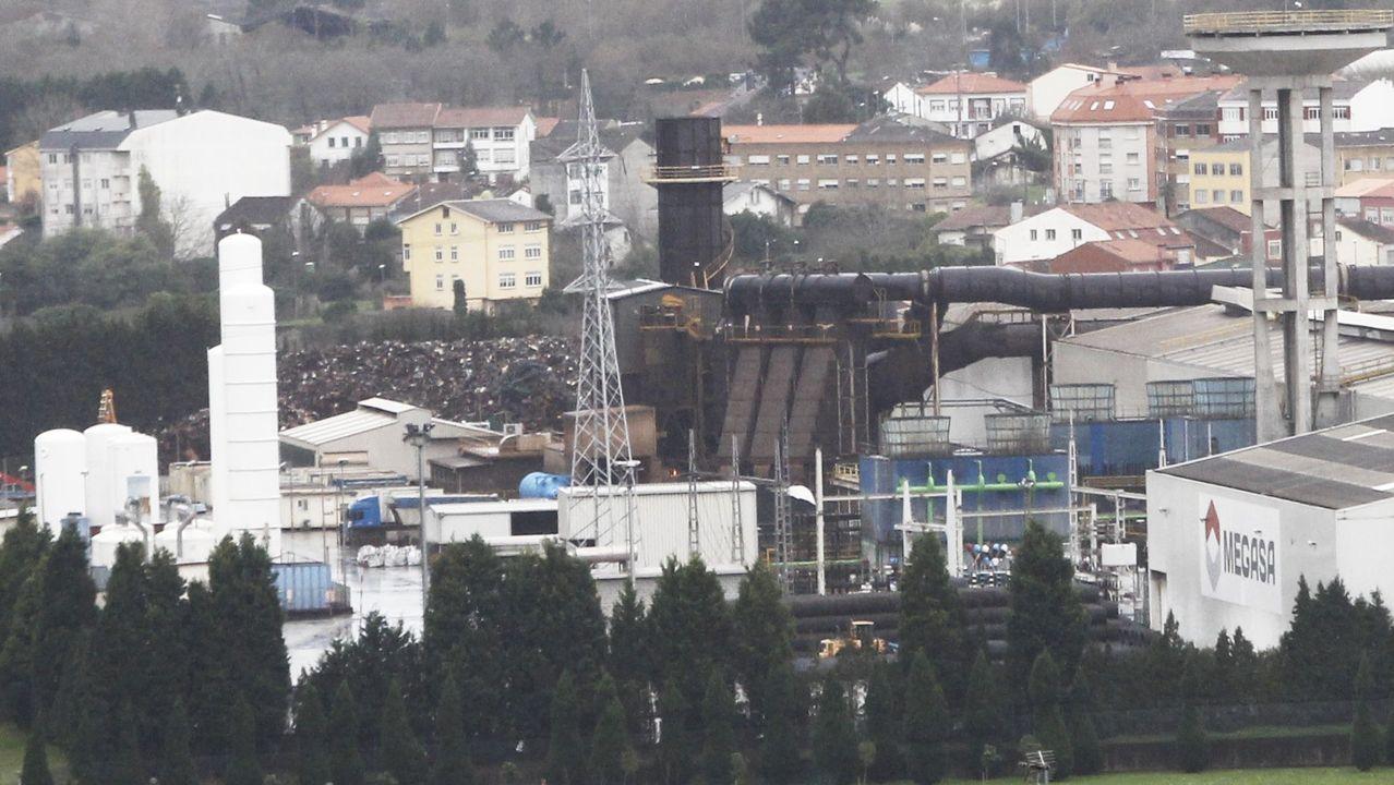 La metalúrgica de Narón establece turnos de trabajo nocturnos  en enero y febrero para ahorrar costes
