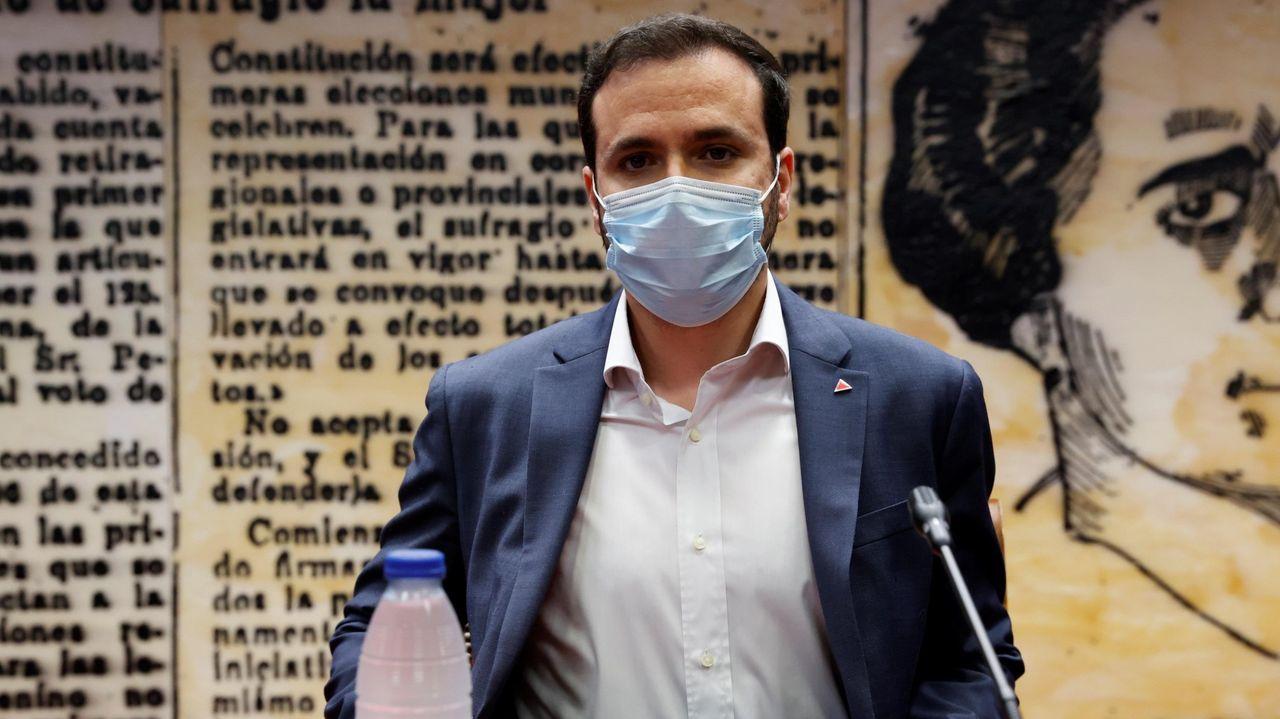 Nuevo Gobierno de Sánchez julio 2021.El presidente del Gobierno, Pedro Sánchez, el pasado viernes en el Palacio de la Moncloa.