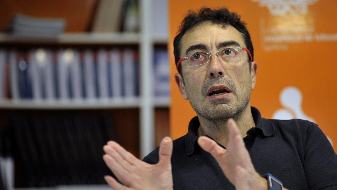 Julio Sánchez Agrelo, decano de los ingenieros de telecomunicación de Galicia