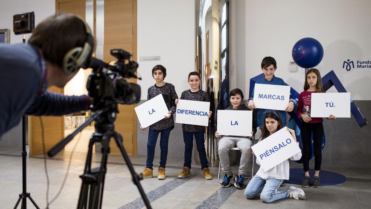Campaña Fundación Mª José Jove y Liga Reumatolóxica Galega