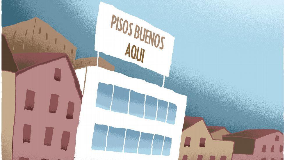 Imagen de archivo de la plataforma de afectados por las hipotecas