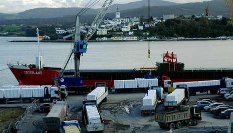 El tráfico de pasta de papel sigue siendo el más importante en Mirasol, con 396.828 toneladas.