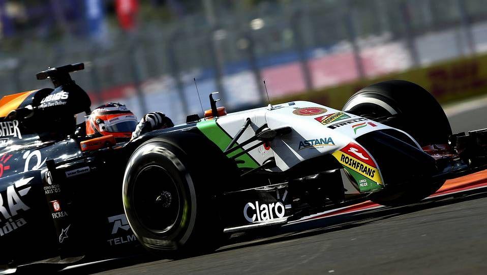 El GP de Estados Unidos, en imágenes.Nico Rosberg finalizó la primera jornada de entrenamientos en Austin segundo, por detrás de su compañero Hamilton.