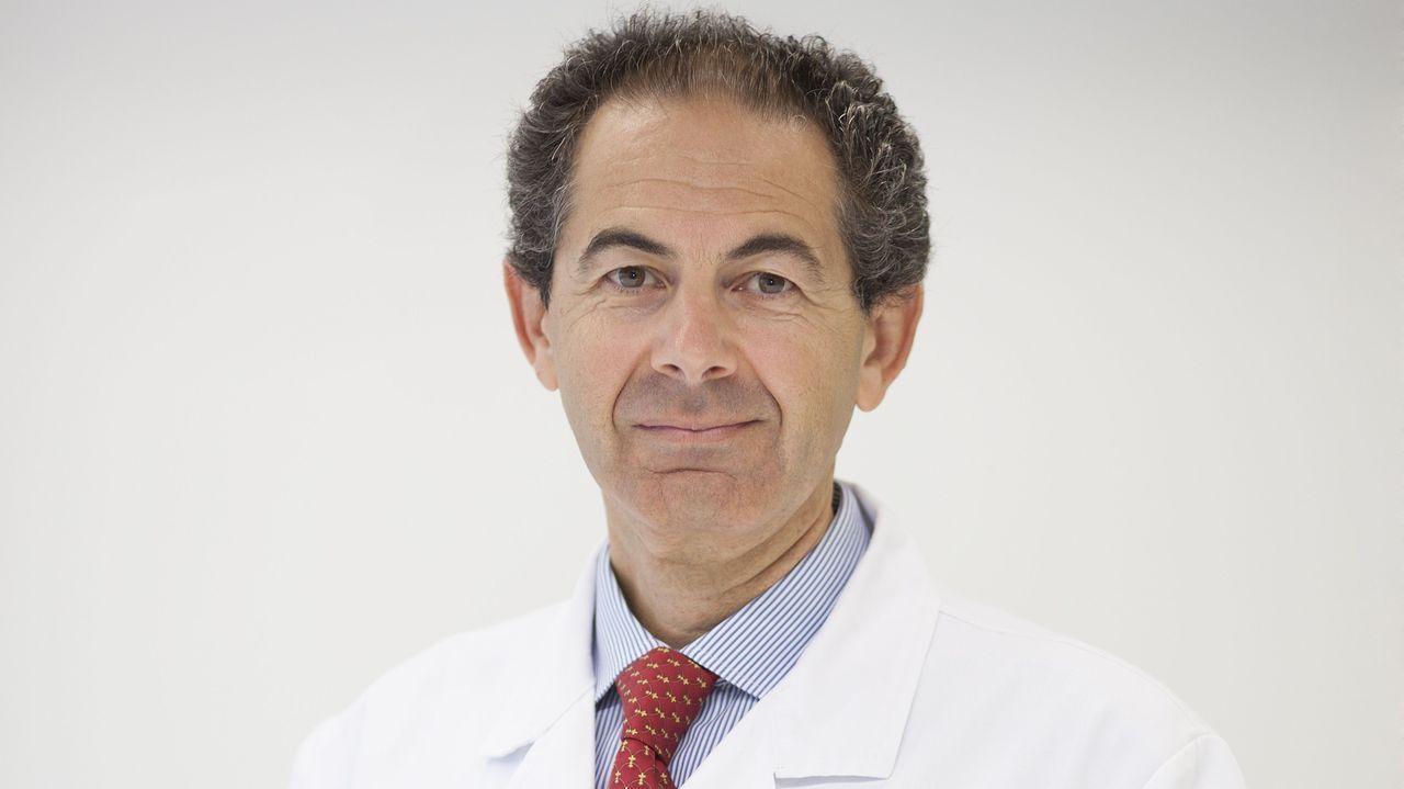 El experto en farmacología clínica Manuel Escolar