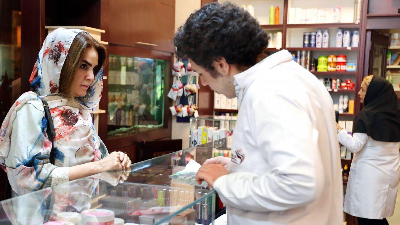 Entrega dos Berberechos de Honra en Noia.Las sanciones de EE.UU. están dificultando el acceso de los iraníes a los medicamentos