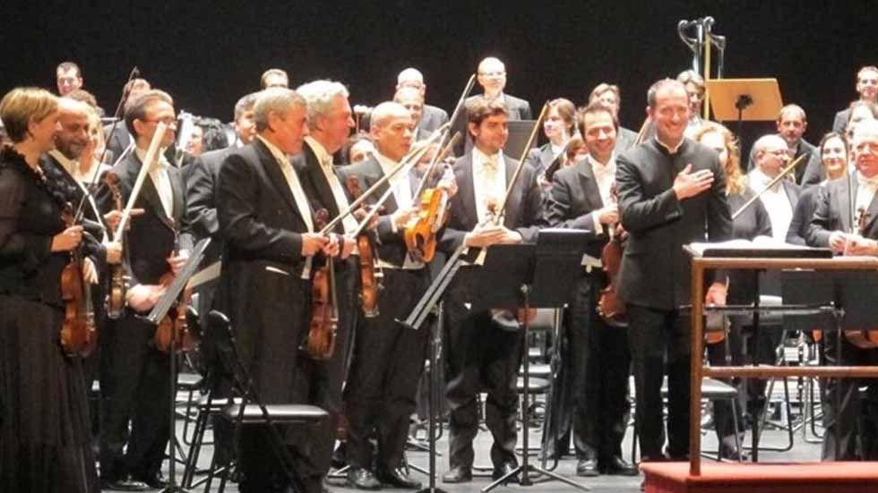 Un concierto de la OSPA