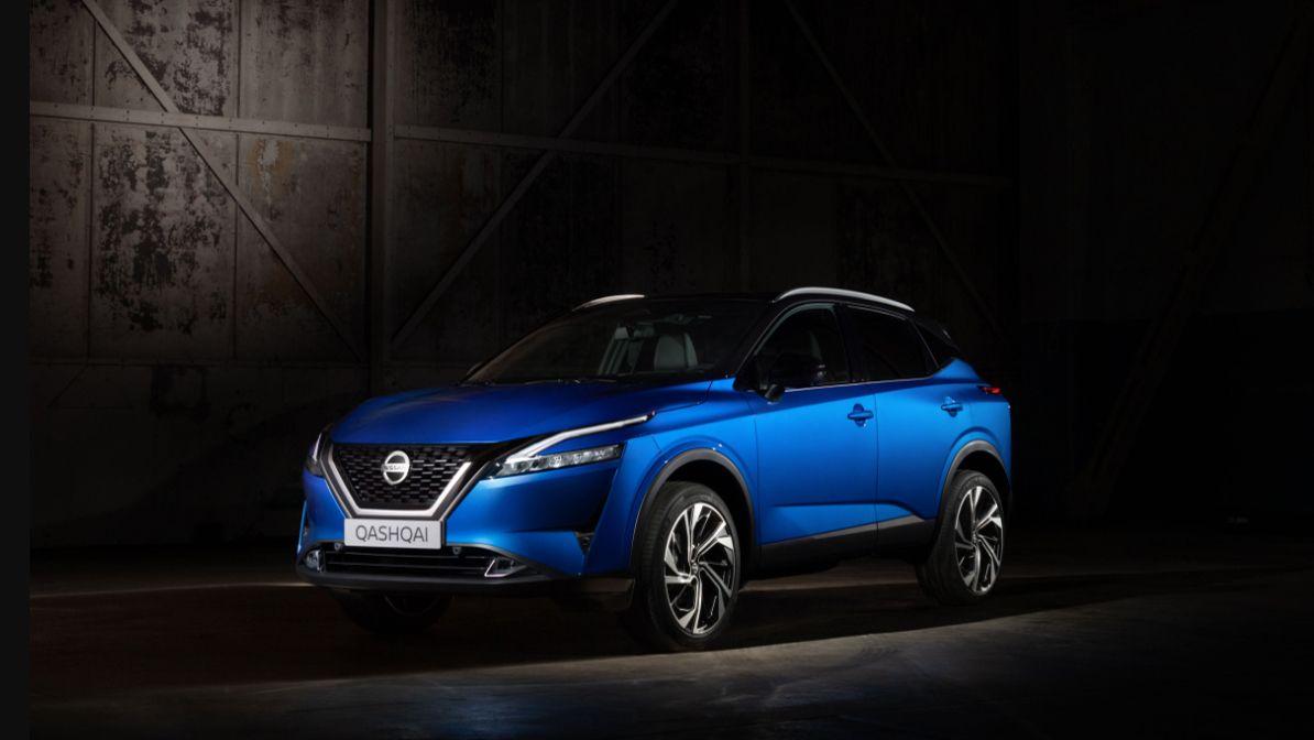 El nuevo Qashqai de Nissan