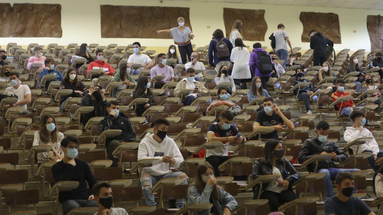 El curso comienza en la USC