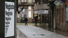 La pandemia obligó a miles de negocios a echar el cierre y recurrir a ERTE para sus plantillas