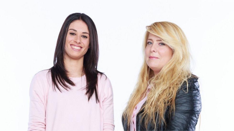 Así son Vanessa y Andrea, jefa y empleadas pulpeiras.Oficinas del bufete Mossack Fonseca.