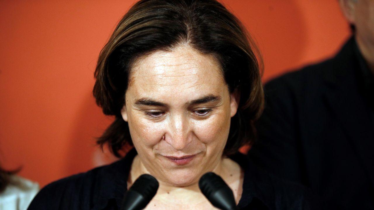 Maragall no se resigna a perder la alcaldía de Barcelona, donde Esquerra fue el partido más votado