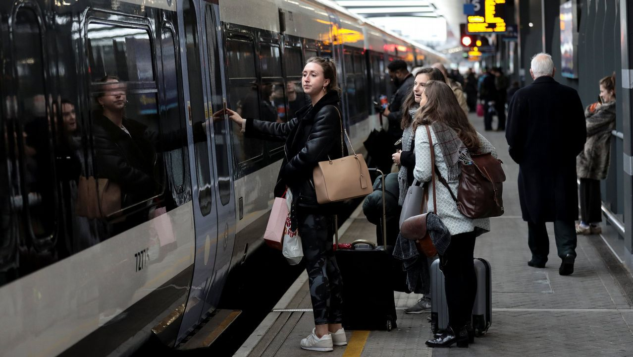 National Rail busca Jefe Oficial de Aventuras
