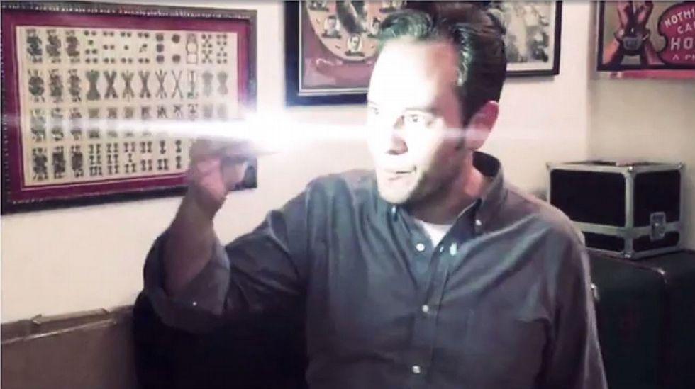 Jorge Blass enciende la Navidad más mágica en Marineda City