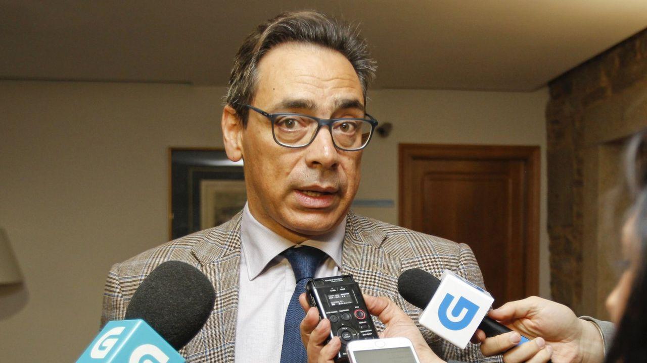 Antón Arias, último presidente, dimitió el pasado mes de enero