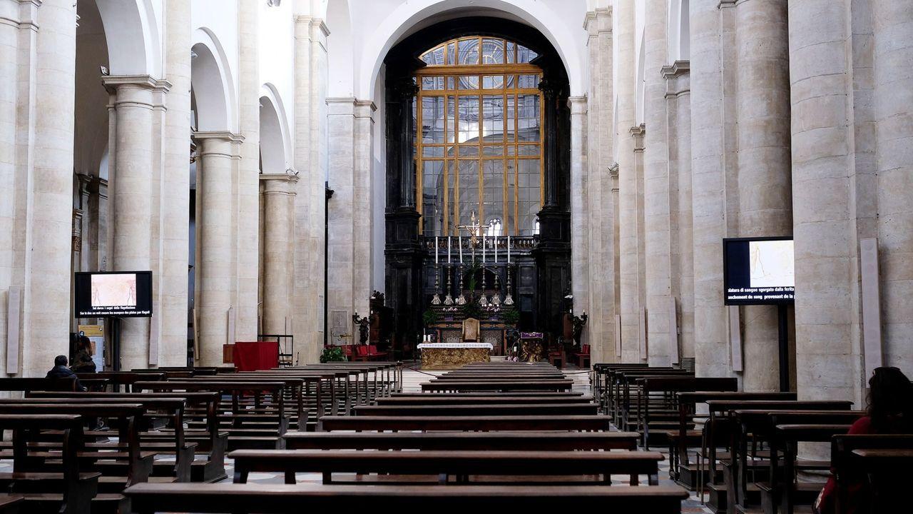 Catedral de San Juan Bautista, en Turin.