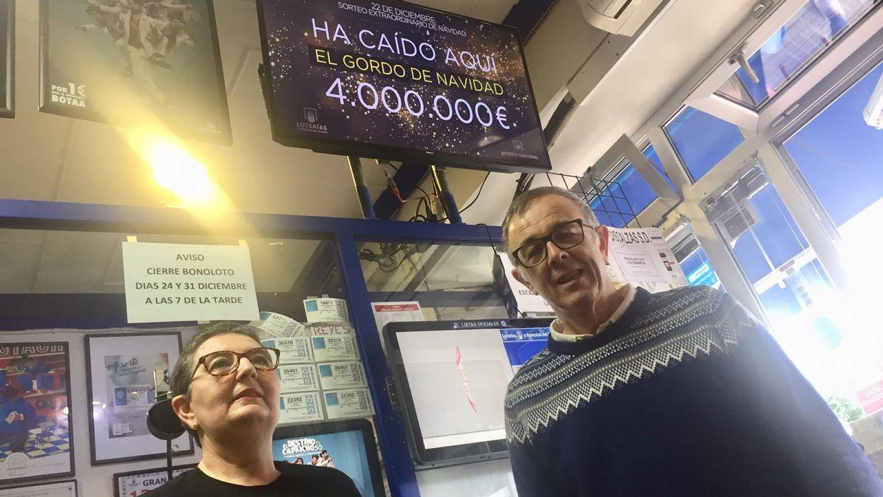 El bar O Ramón de Cedeira vendió un décimo de el gordo
