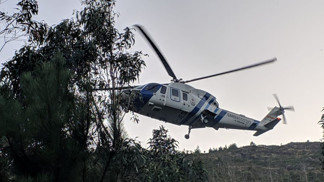 El Pesca I tuvo que intervenir en varios rescates en el río Pedras el pasado verano