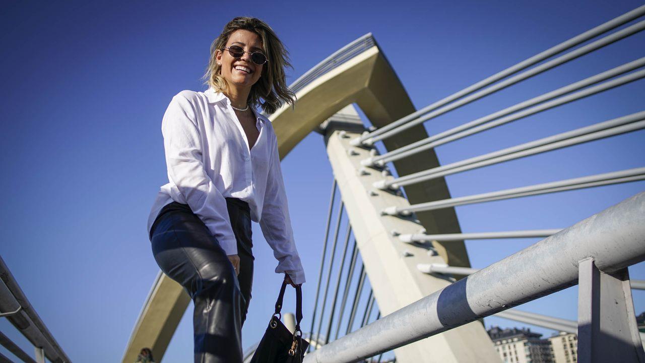 Ourense, como Pontevedra, es la ciudad de los puentes. Uno de los más característicos es el del Milenio