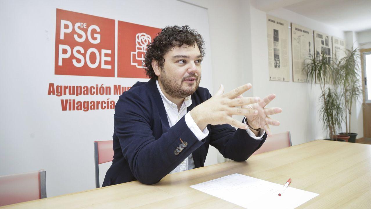 El vicepresidente tercero del Gobierno, Pablo Iglesias, durante una sesión de control al Ejecutivo