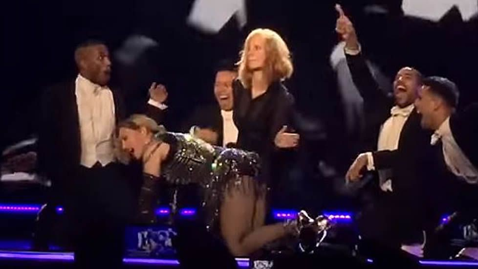 Los azotes de Jessica Chastain a Madonna.Zósimo López está vinculado a la universidad y también trabajó en promotoras de conciertos.