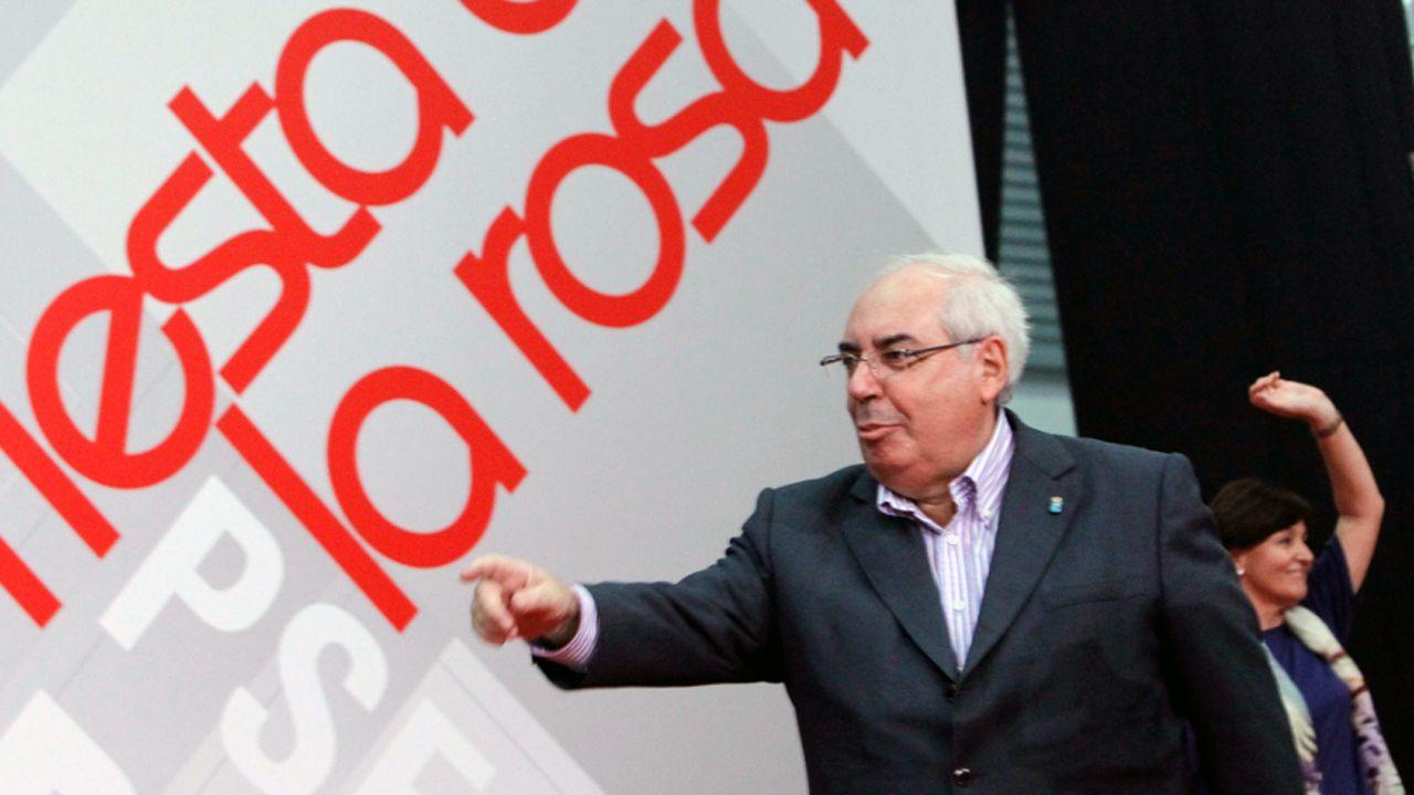 El Polígono: 40 años haciendobarrio.Vicente Álvarez Areces