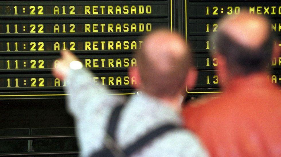 Los retrasos son unos de los problemas más habituales a los que se enfrentan los viajeros