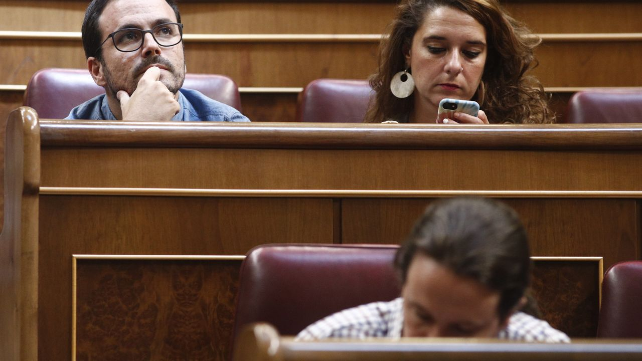 Aumenta la distancia entre Podemos y PSOE tras la última propuesta de Iglesias.El pleno de la Junta General del Principado de Asturias