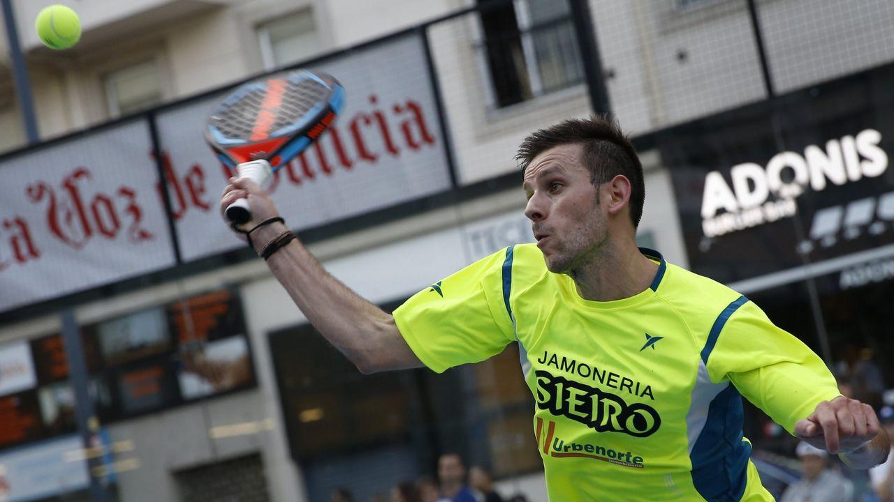Torneo La Voz de Galicia 2017 de pádel