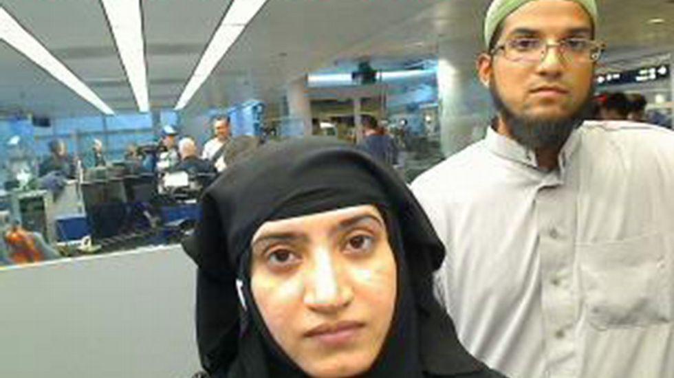 El vídeo en el que el «hombre del sombrero» denunciaba la situación de los musulmanes.Fuerzas progubernamentales