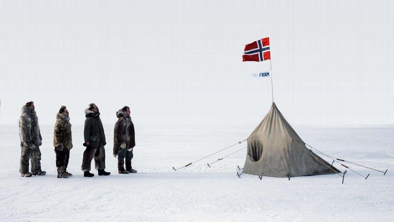 El largometraje Admusen relata la historia de la carrera polar