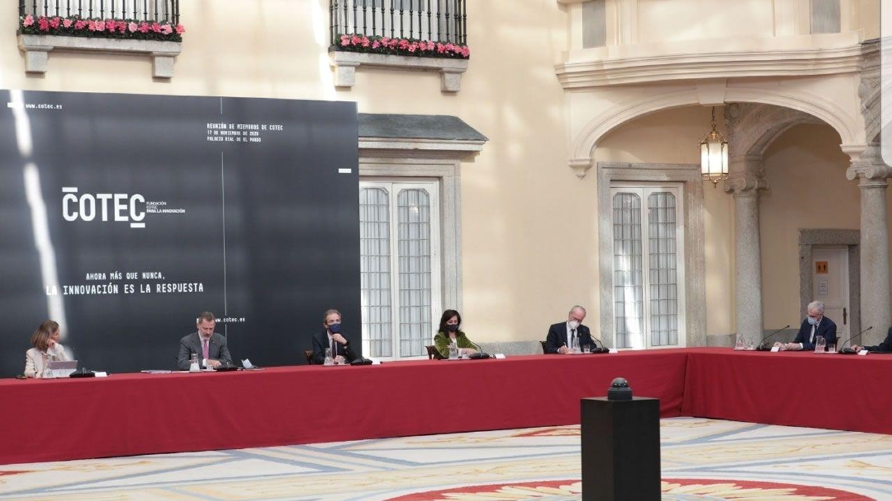 Imagen de Juan Carlos I durante una cumbre sudamericana celebrada en Cádiz en el 2012