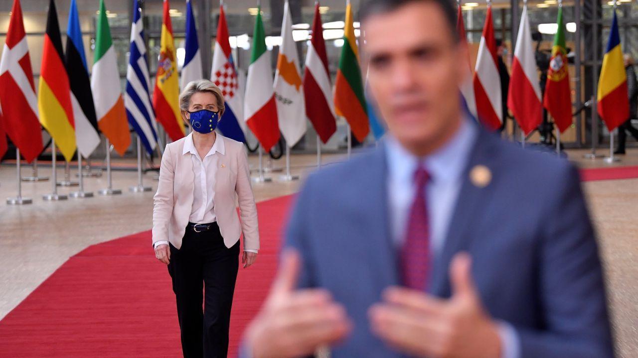 El presidente de la Diputación coruñesa