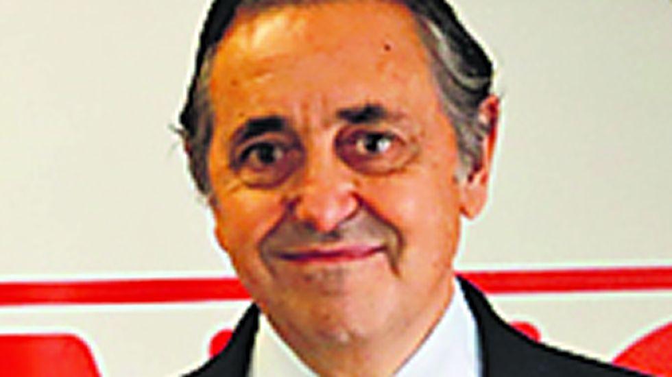 Jacobo González- Robatto. Presidente. Ahora está al frente el comité de vigilancia de Pescanova. A finales de mes se le nombrará oficialmente