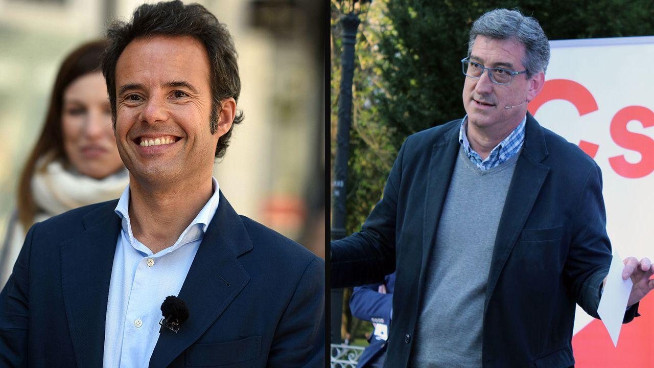 Ignacio Cuesta e Ignacio Prendes